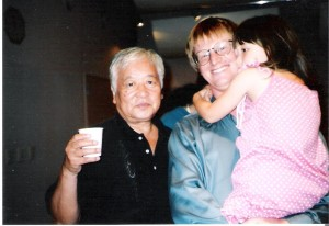 With Yasuhiko Tsukamoto performing his work Sonata Wind
