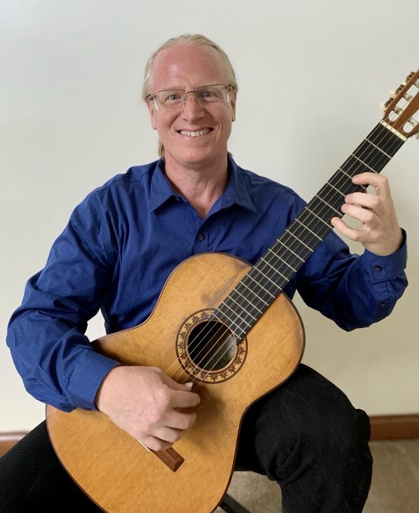Daniel Quinn Classical Guitarist