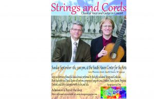 Cords and Strings 2016-1
