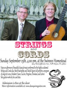 Cords and strings 2016 -3